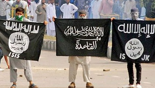 ISIS in Kashmir