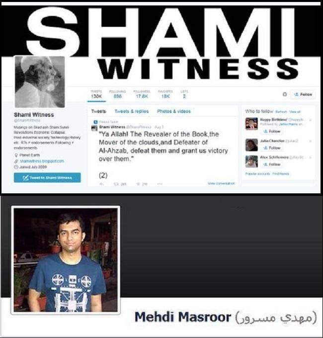 The Twitter Terrorist