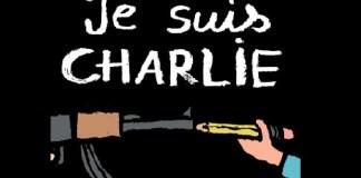Je Suis Charlie drawing by Jean Julien