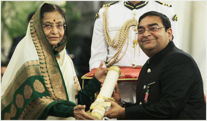 Dr. Mukesh Batra awarded Padma Shri for Medicine