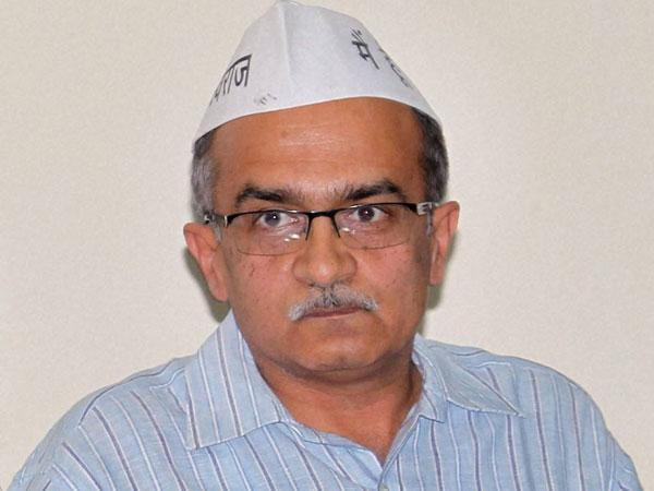 Prashant Bhushan violates Bar Council rules, resigns from governing bodies of NGOs after complaint