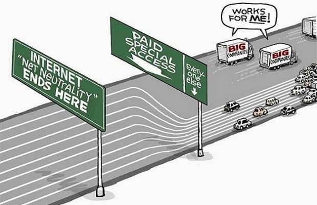 internet neutrality of traffic