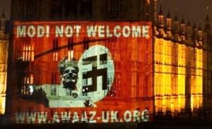 Anti Modi poster
