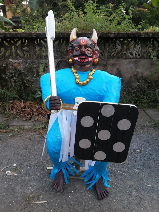 Blue Narkasur
