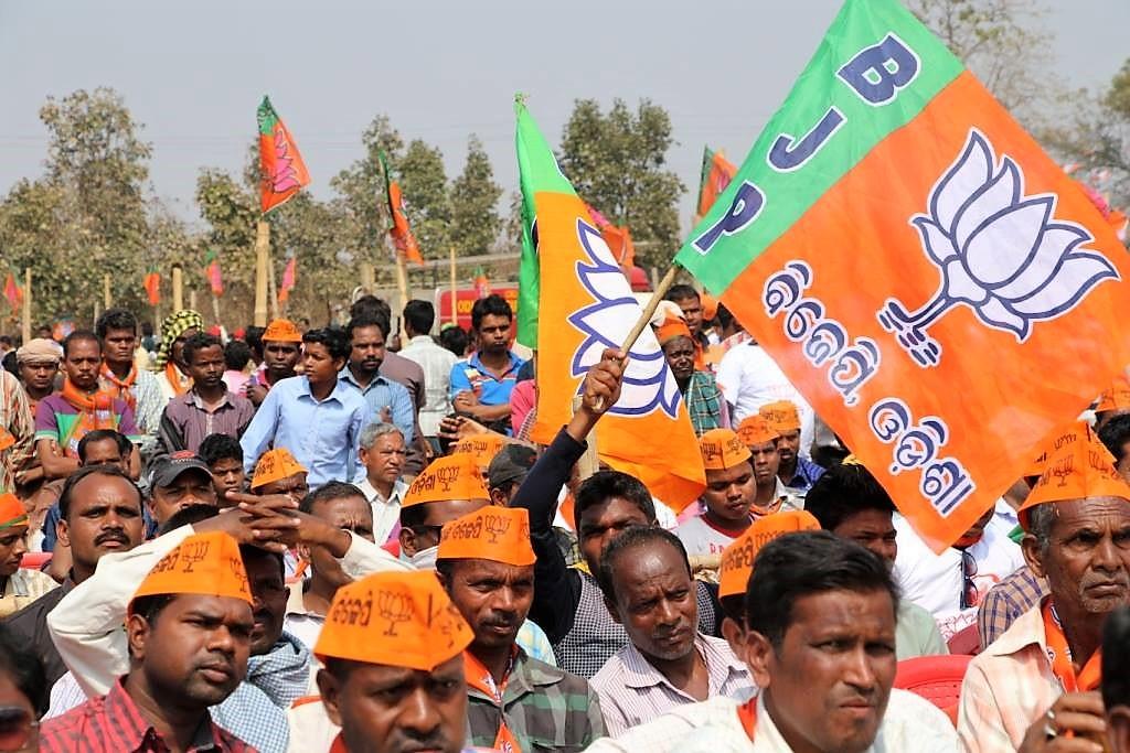 Lotus rising: BJP's amazing sunrise in Odisha