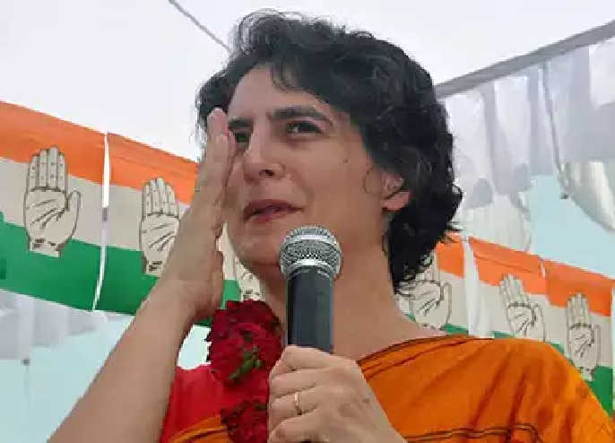 Priyanka blaming ordinary Congress workers for defeat is the lowest point for Congress and for Nehru-Gandhis - Opindia News