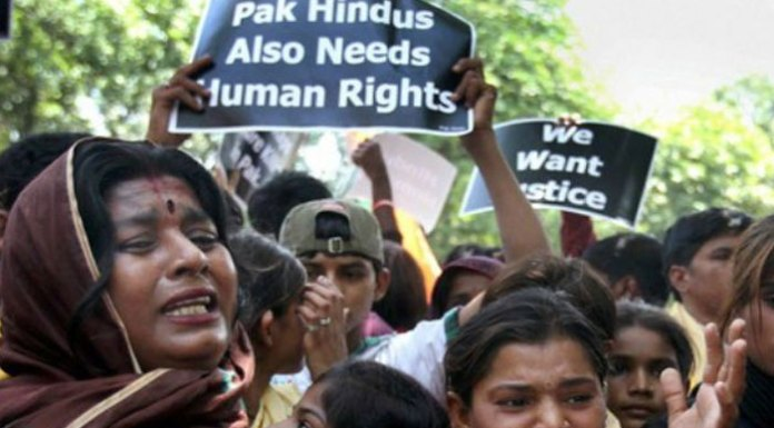 Pakistani MNA Kheeal Das Kohistani slams Imran Khan govt over violence against Hindus in Sindh
