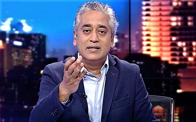 Rajdeep and India Today issue a wrong corrigendum for a lie he spread, people seek apology