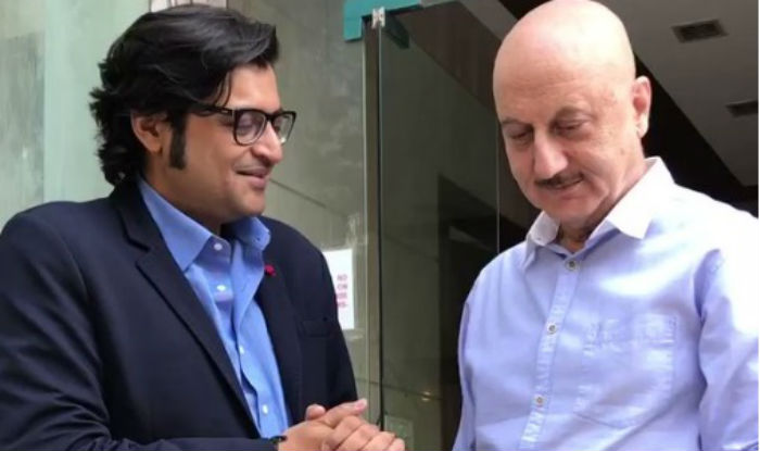 Anupam Kher to team up with Arnab on Republic, here are other members