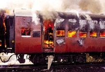 Godhra train massacre