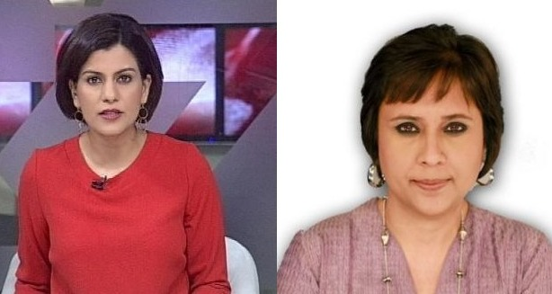 Former Colleagues Barkha Dutt And Nidhi Razdan Fight On Twitter