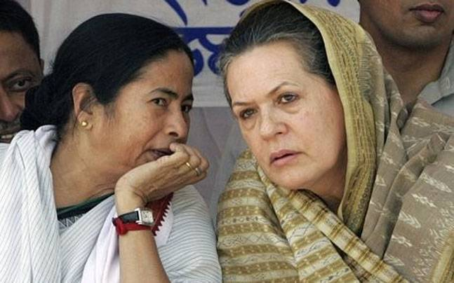 'Congress' dropped from TMC logo