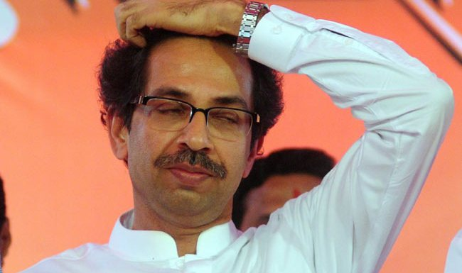 shiv sena accused of 'cheating' voters by Aurangabad man