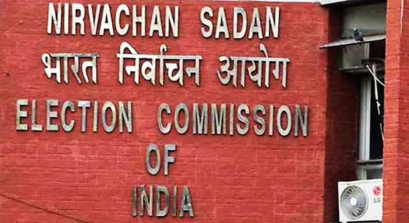 If Election Commission ever took a side, it was always that of 'seculars' and communists