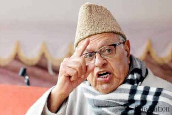 Former JK CM Farooq Abdullah says Kashmiris would prefer to be ruled by China