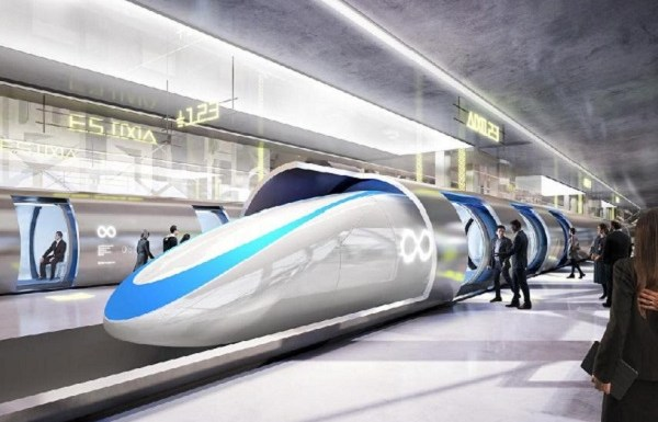 Hyperloop: However exciting it may sound, its still far away from becoming a reality