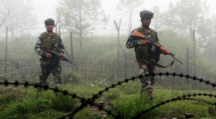 Four terrorists neutralised in Lassipora in Kashmir