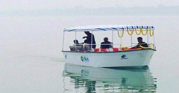 ola river taxi
