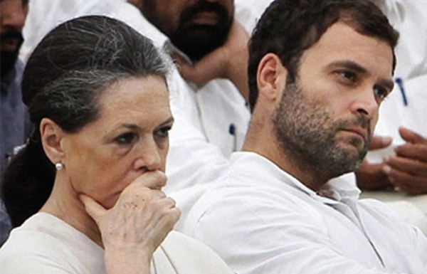 Congress in trouble: Christian Michel names Sonia and Rahul Gandhi, media defends family