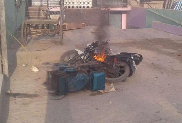 Communal violence breaks out in Bihar following desecration of Lord Hanuman's idol