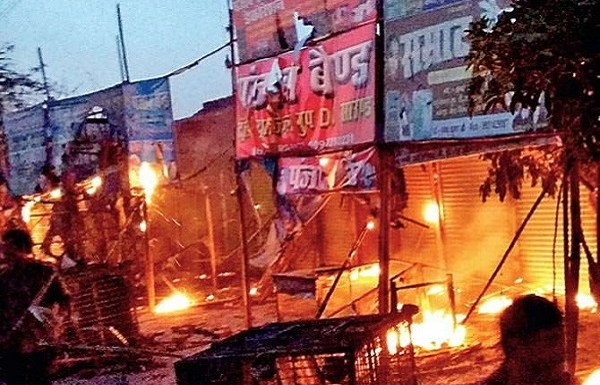 After Bengal, Ram Navami devotees at receiving end of serious violence in Bihar and Jharkhand