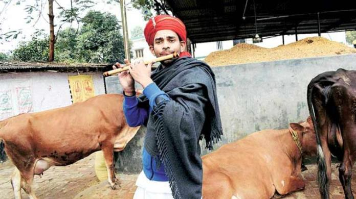 Tej Pratap Yadav has remained in news for either his colourful attires or his strange remarks
