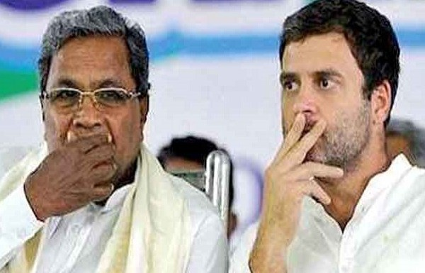 Congress hit with internal turmoil while deciding Karnataka election candidate list