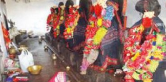 for 400 years only Dalit women have been performing rituals at this temple