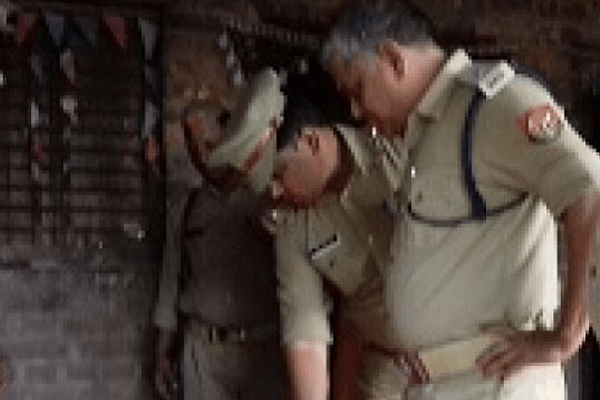 Police deployed in UP town fearing communal tensions after Muslim 'pradhan' rapes Hindu girl