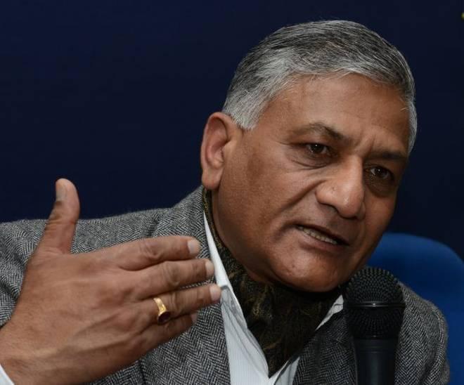 VK Singh condemns kathua rape