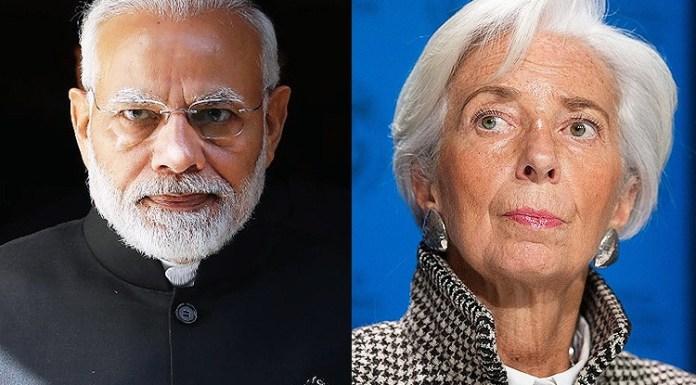 IMF lauds Modi Government