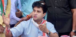 Jyotiraditya Scindia wants government bungalow in bhopal