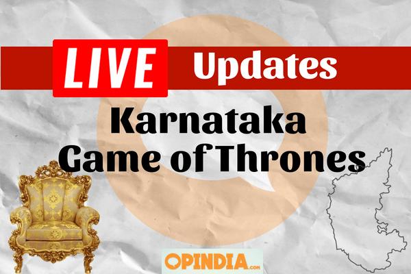 Live blogging of Karnataka trust vote
