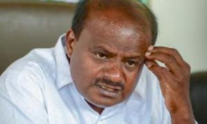 Kumaraswamy buys expensive gifts for MPs, BJP's Rajeev Chandrasekhar returns gifts