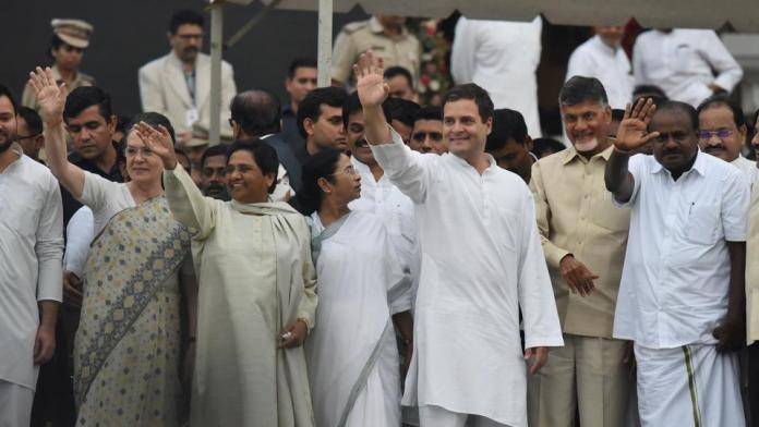 Mayawati, Mamata and how many others as possible PM face