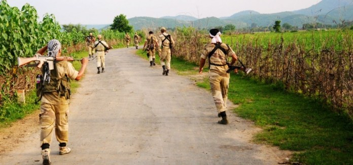 massive anti-naxal operations in the red corridor