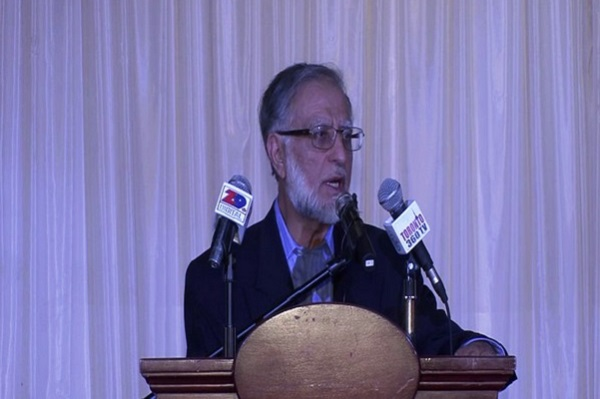 Pakistani Islamist claims he helped create UN's Kashmir report which demonised Indian security forces