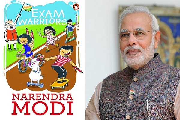 Class XII topper thanks PM Modi for writing 'Exam Warriors', which helped her in her preparation