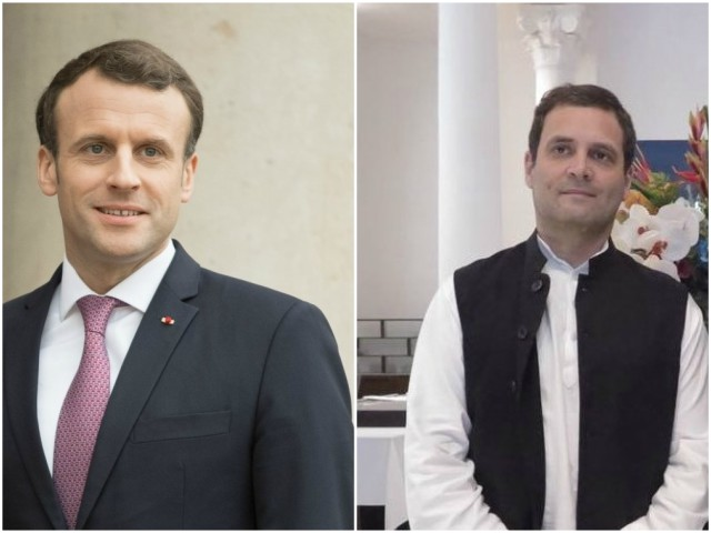 Rahul Gandhi has repeated the lie about the French president and the secrecy clause in Rafale deal
