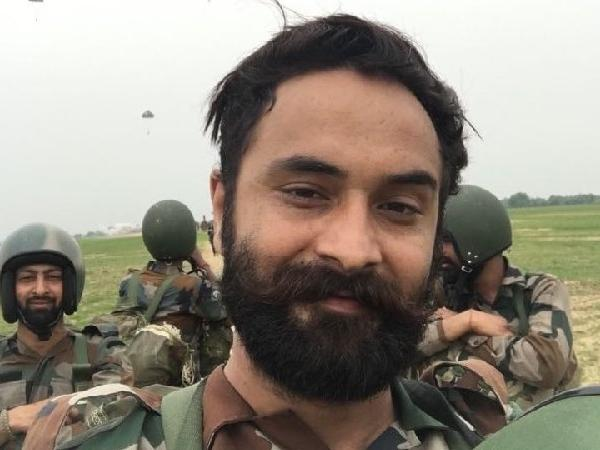 4 Para (Special Forces) soldier martyred