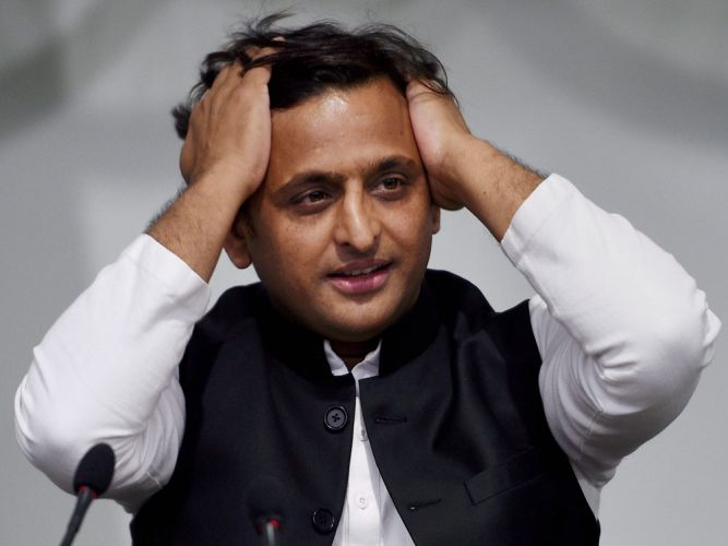 Former UP Chief Minister Akhilesh Yadav