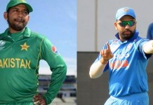 India vs Pakistan ODI