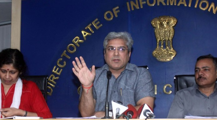 Kailash Gahlot Raided by IT officials