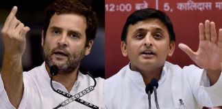 Akhilesh asks Congress to take more responsibilty