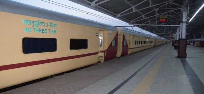 Railways to start 200 trains from June 1