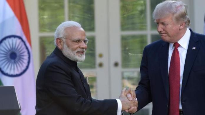 PM Modi has stated before Trump that all issues between India and Pakistan are bilateral