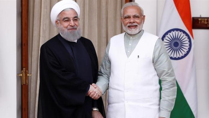 India has shown willingness in buying Iranian oil