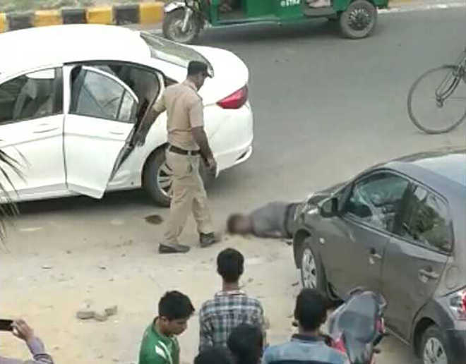 Gurugram double shooting being perceived as a result of fanatic evangelism by a neoconvert