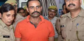Prashant Chaudhary is accused of killing Vivek Tiwari