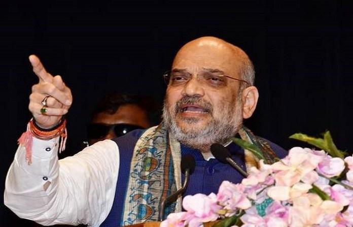 Amit Shah assured construction of Ram Mandir